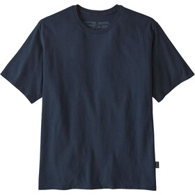 Patagonia Organic Cotton Lightweight T-shirt Homme, new navy
